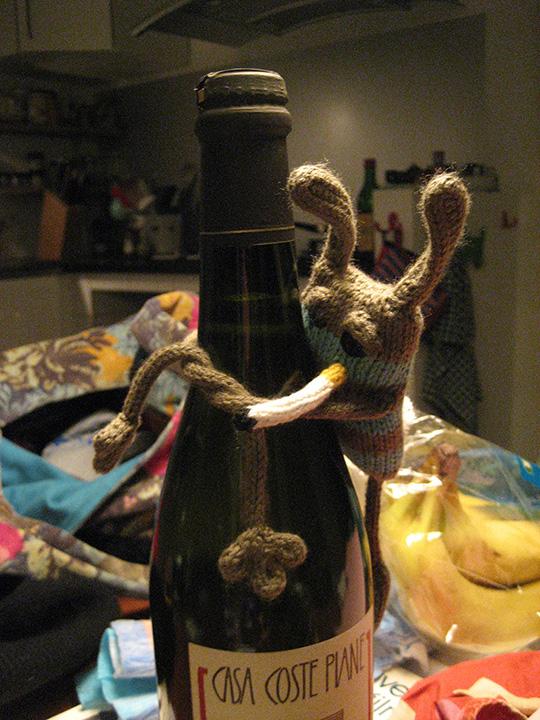 Mettes kanin vin