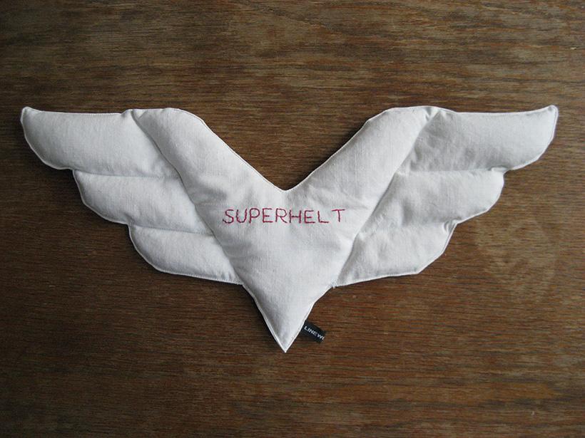 superhelt vinger